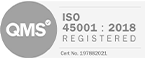 18001 Registered Form